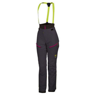 Picture of KARPOS ALPINE SKI PANTS EXTREMA W GREY FOR WOMEN