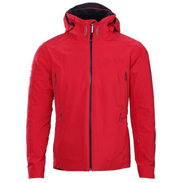 Picture of DESCENTE ALPINE SKI JACKET DEVIANT RED FOR MEN