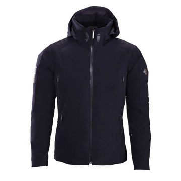 Picture of DESCENTE ALPINE SKI JACKET DEVIANT BLACK FOR MEN