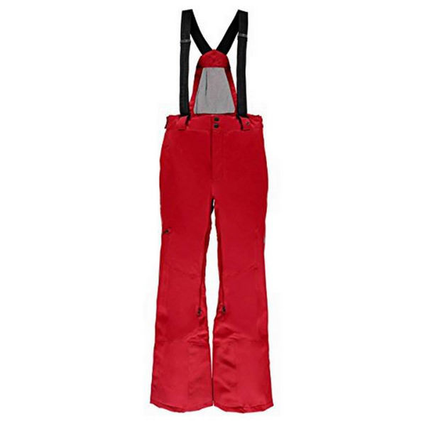Picture of SPYDER ALPINE SKI PANT DARE ATHLETIC RED FOR MEN