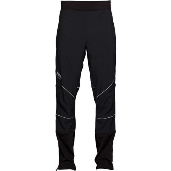 Picture of SWIX CROSS COUNTRY SKI PANT BEKKE TECH BLACK FOR MEN