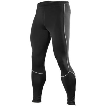 Picture of SUGOI CROSS COUNTRY SKI PANT SUBZERO ZAP TIGHT BLACK FOR MEN