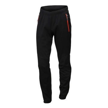 Picture of SPORTFUL CROSS COUNTRY SKI PANT ENGADIN WIND GREY/BLACK FOR MEN