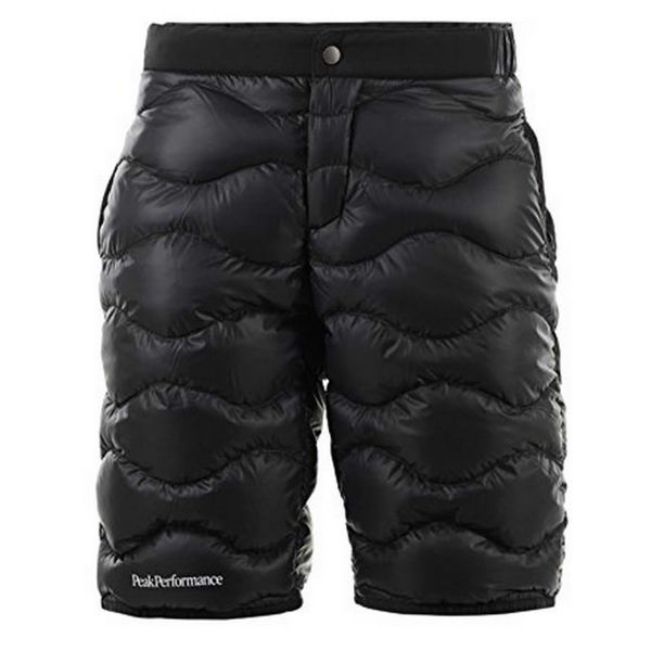 Picture of PEAK PERFORMANCE RUNNING SHORT HELIUM BLACK FOR WOMEN