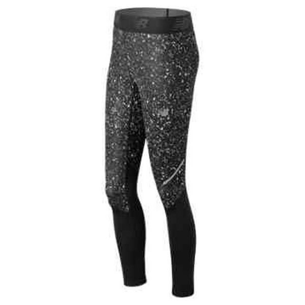 Picture of NEW BALANCE LEGGING ACC TIGHT BLACK/GREY FOR WOMEN