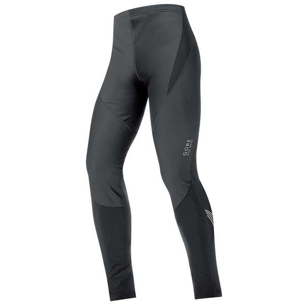 Picture of GORE CROSS COUNTRY SKI PANT ELEMENT WINDSTOPPER BLACK FOR MEN