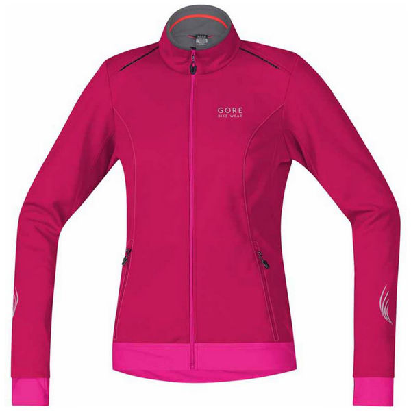 Picture of GORE BIKE JACKET ELEMENT GORE-TEX PINK FOR WOMEN