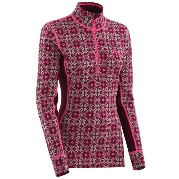 Picture of KARI TRAA ALPINE SKI SWEATERS ROSE H/Z BLUSH FOR WOMEN