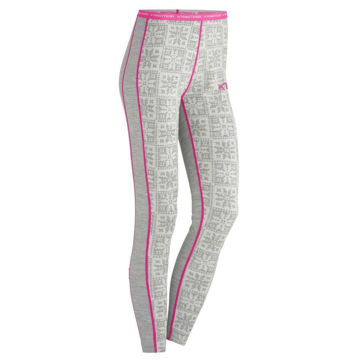 Picture of KARI TRAA LEGGINGS VRANG GREY FOR WOMEN