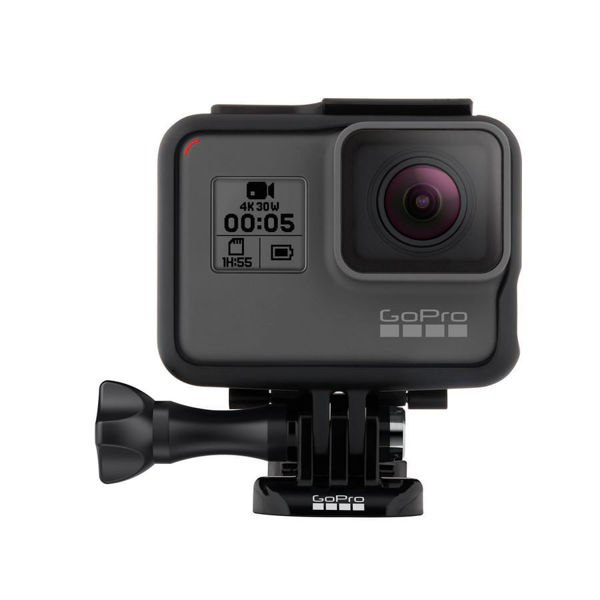 Picture of GOPRO CAMERA HERO 6 BLACK