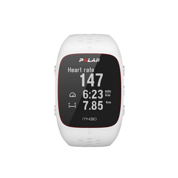 Picture of POLAR BICYCLE WATCH M430 SMALL WHITE