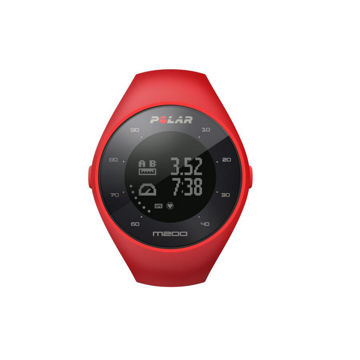 Picture of POLAR BICYCLE WATCH M200 M/L RED