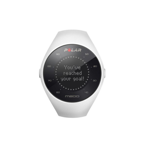 Picture of POLAR BICYCLE WATCH M200 M/L WHITE