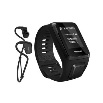 Picture of TOMTOM RUNNING WATCH SPARK 3 CARDIO+ MUSIC SMALL BLACK