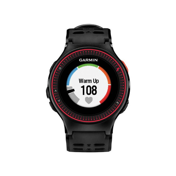 Picture of GARMIN RUNNING WATCH FORERUNNER 225 BLACK/RED