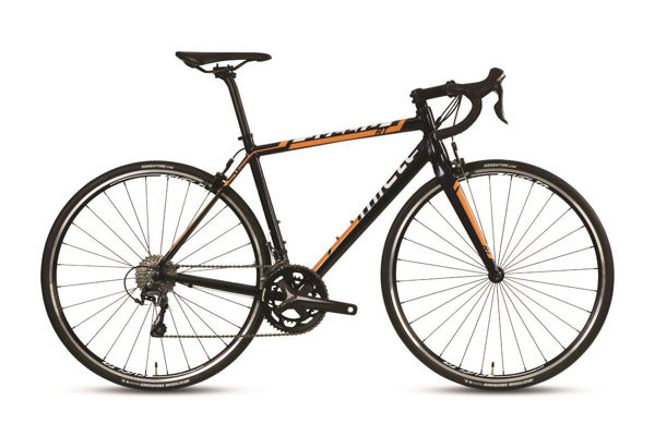 Picture of MIELE ROAD BIKE SVELTO RT BLUE/ORANGE 2017