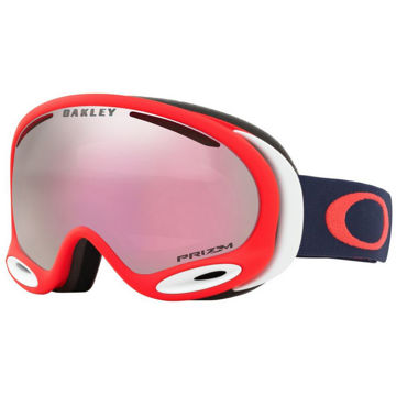 Picture of OAKLEY ALPINE SKI GOGGLES A-FRAME 2.0/PRIZM HI PINK CORAL FATHOM FOR WOMEN