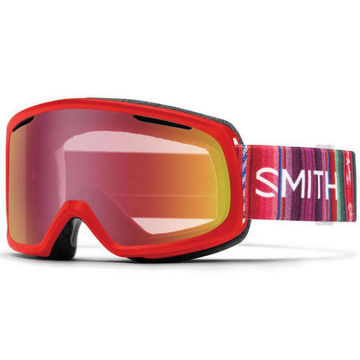 Picture of SMITH ALPINE SKI GOGGLES RIOT /RED SENSOR RED FOR WOMEN