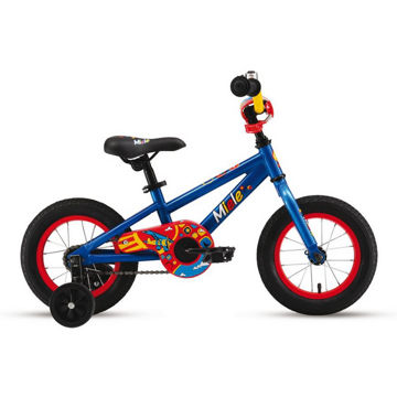 Picture of MIELE BIKE FOR JUNIORS BAMBINO 120 BLUE 2017 FOR JUNIORS