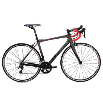 Picture of KUOTA ROAD BIKE KOBALT 105 RACE PRO BLACK/RED 2016