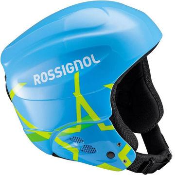 Picture of ROSSIGNOL ALPINE SKI HELMET RADICAL WORLDCUP BLUE