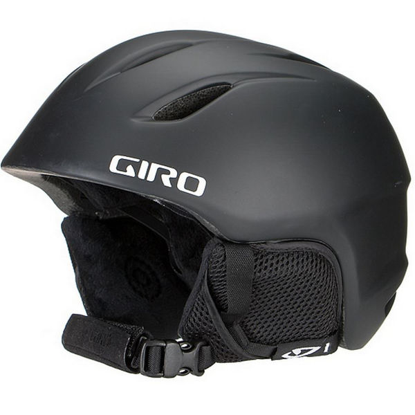 Picture of GIRO ALPINE SKI HELMET LAUNCH BLACK FOR JUNIORS