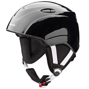 Image de CASQUE DE SKI ALPIN HEAD JOKER NOIR POUR JUNIOR