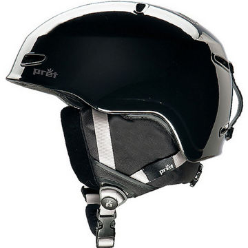 Picture of PRÊT ALPINE SKI HELMET KID LID BLACK FOR JUNIORS