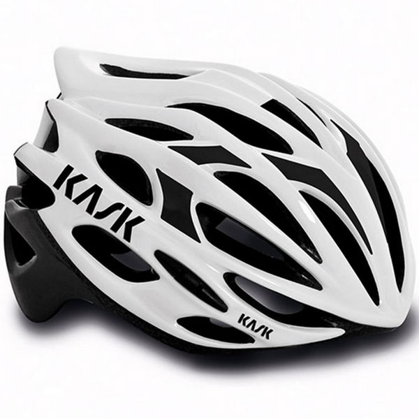 Picture of KASK BIKE HELMET MOJITO WHITE FOR MEN