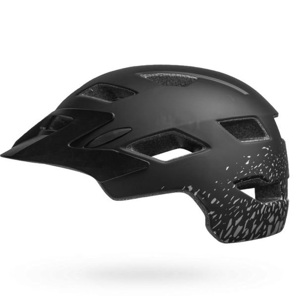 Picture of BELL BIKE HELMET SIDETRACK CH BLACK/GREY FOR JUNIORS