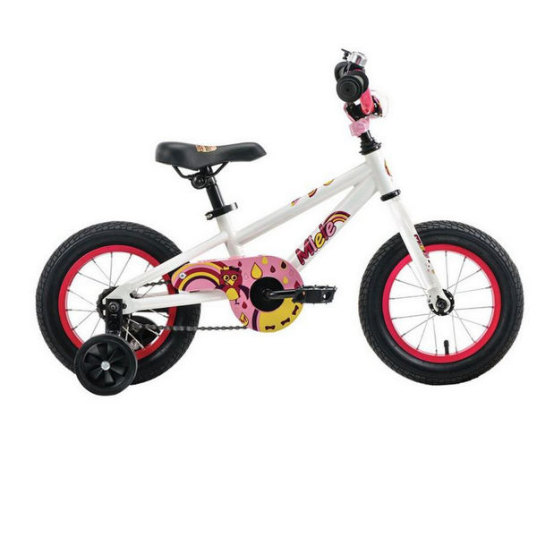 Picture of MIELE BIKE BAMBINO 120 WHITE 2016 FOR JUNIORS