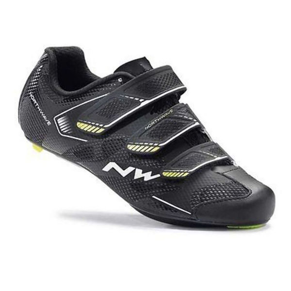 Picture of NORTHWAVE BIKE SHOES STARLIGHT 2 BLACK FOR WOMEN
