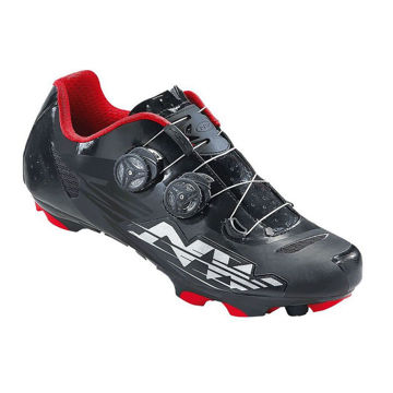 Picture of NORTHWAVE BIKE SHOES BLAZE PLUS BLACK