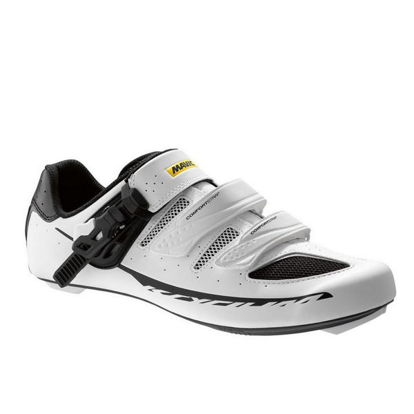 Picture of MAVIC BIKE SHOES KSYRIUM ELITE WHITE/BLACK