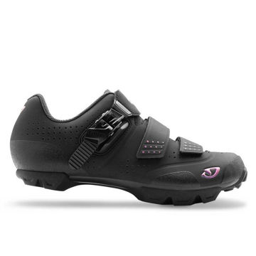 Picture of GIRO BIKE SHOES MANTA R BLACK FOR WOMEN