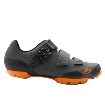 Picture of GIRO BIKE SHOES PRIVATEER R GRAY/ORANGE