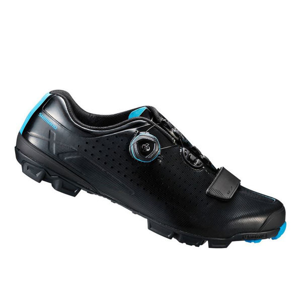 Picture of SHIMANO BIKE SHOES XC7 BLACK