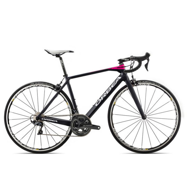 ORBEA ROAD BIKE ORCA M20 PRO BLACK/FUSCHIA 2018 FOR WOMEN