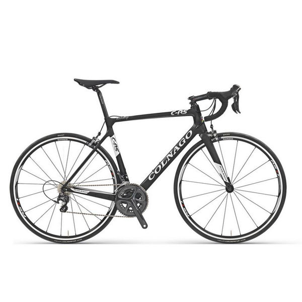 Picture of COLNAGO ROAD BIKE CR-S ULTEGRA BLACK/WHITE 2018