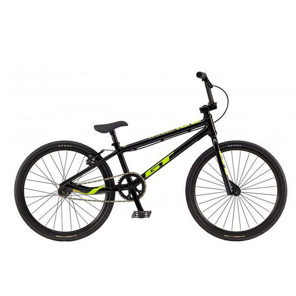 Picture of GT BMX BIKE MACH ONE EXPERT BLACK/YELLOW 2018
