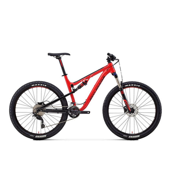 Picture of ROCKY MOUNTAIN MOUNTAIN BIKE THUNDERBOLT A10 RED/BLACK 2018