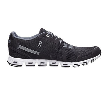 Picture of ON ROAD RUNNING SHOES CLOUD BLACK/WHITE FOR MEN