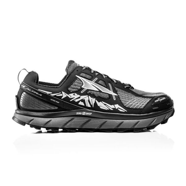 Picture of ALTRA TRAIL RUNNING SHOES LONE PEAK 3.5 BLACK FOR MEN