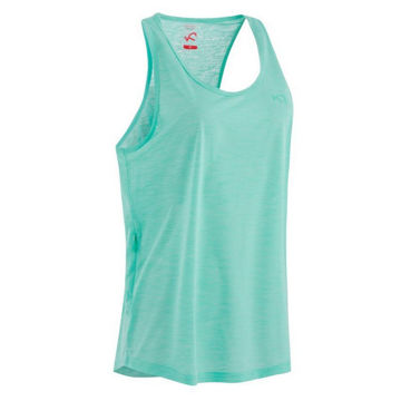 Picture of KARI TRAA TANKTOP PIA TOP TEAL FOR WOMEN