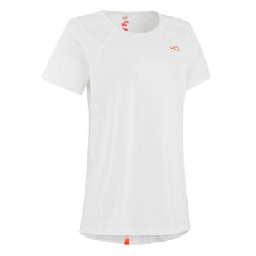 Picture of KARI TRAA RUNNING JERSEY TORIL TEE WHITE FOR WOMEN