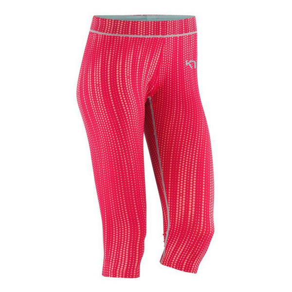 Picture of KARI TRAA LEGGING SJOLVSAGT CAPRI PINK FOR WOMEN