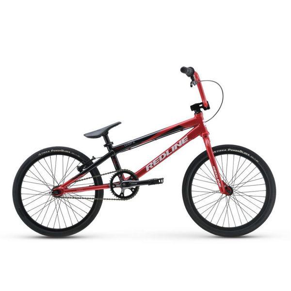 Picture of REDLINE BMX BIKE PROLINE EXPERT XL RED 2016