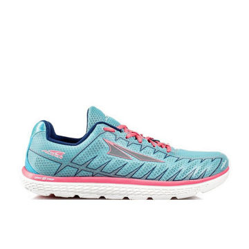 Picture of ALTRA ROAD RUNNING SHOES ONE V3 BLUE/PINK FOR WOMEN