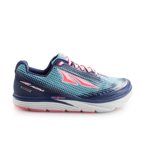 Picture of ALTRA ROAD RUNNING SHOES TORIN 3.0 BLUE/PINK FOR WOMEN