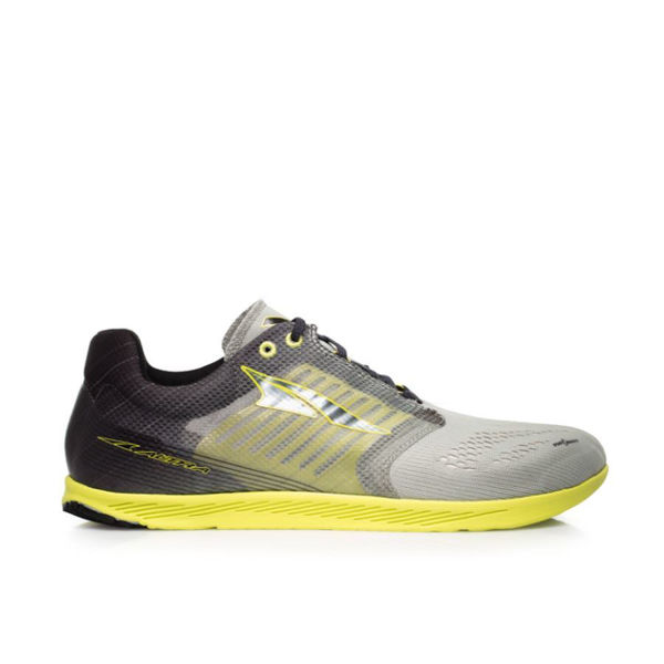 Picture of ALTRA ROAD RUNNING SHOES VANISH-R GRAY/YELLOW